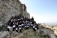 foto del coro monte gonare scattata dal fotografo Francesco Mou