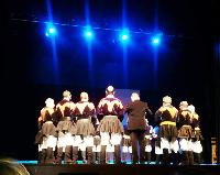 IL Coro Monte Gonare si esibisce a Nuoro in un concerto contro la violenza di genere