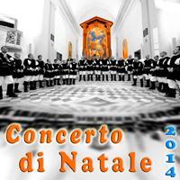 copertina dell'album Concerto di Natale 2014