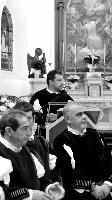 Coristi del coro Monte Gonare Concerto di natale