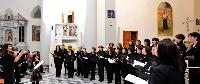 Priamo Gallisay di Nuoro e Prendas de Armonias Orani Natale 2014