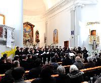 Chiesa Sant'Andrea Orani Concerto Natale 2014