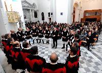 su chirciu de su Coro Monte GOnare Concerto di Natale 2014