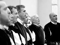 Concerto di Natale 2014 seconde voci del coro Monte Gonare di Orani