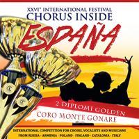 copertina dell'album Chorus Inside Spagna 2017