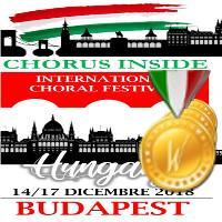 copertina dell'album Chorus Inside Hungary 2018