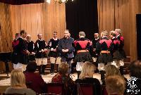 esibizione del coro a Chorus Inside Hungary 2018