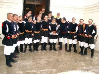 foto di gruppo dell'anno del debutto