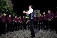 Mauro Lisei dirige il Coro Monte GOnare
