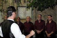 Mauro Lisei dirige i Tenori Primi