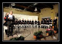 Gavino Poddighe recita ad Orani