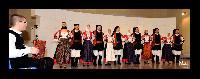 Esibizione del gruppo Folk di Orani