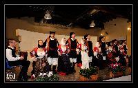 Passu Torrau del gruppo Folk di Orani