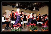 Piroette del gruppo Folk di Orani
