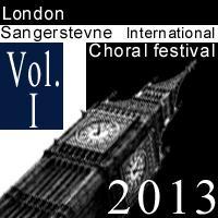 copertina dell'album Londra 2013 Vol. I