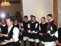 Bassi Coro Monte Gonare at Italian Cultural Institute London