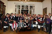 Foto di gruppo at Italian Cultural INstitute of London