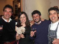 Momento gioviale at Italian Cultural Institute of London