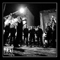 Mauro Lisei e il coro Monte Gonare estate 2013