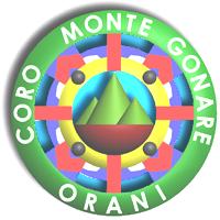 Logo del Coro Monte Gonare di Orani