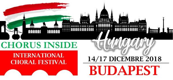 Chorus inside Hungary 2018