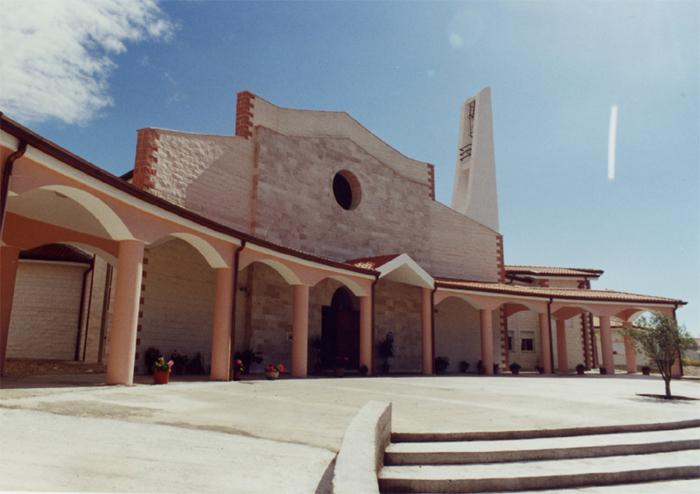 chiesa della Sacra famiglia di Macomer