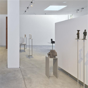 nuovi spazi museo nivola