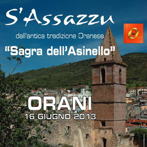 Sagra asinello Orani 2013